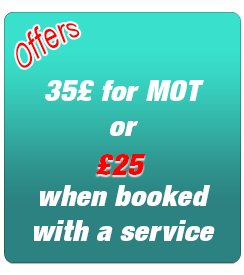 Streat Motors MOT Station in Redhill and Surrey.Book MOT Online